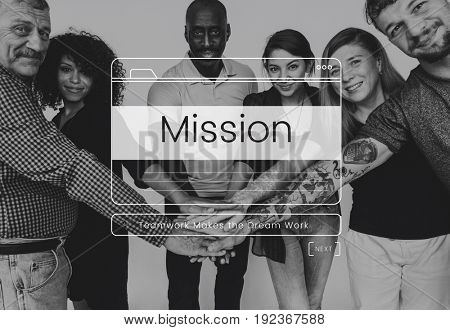 Teamwork Performance Group Mission Message Window Graphic