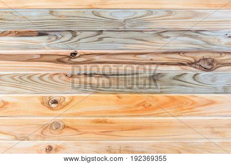 the art of wooden texture from pine tree after carpenter applied