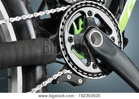 Chain bicycle bike gear cycle mountain bike sport