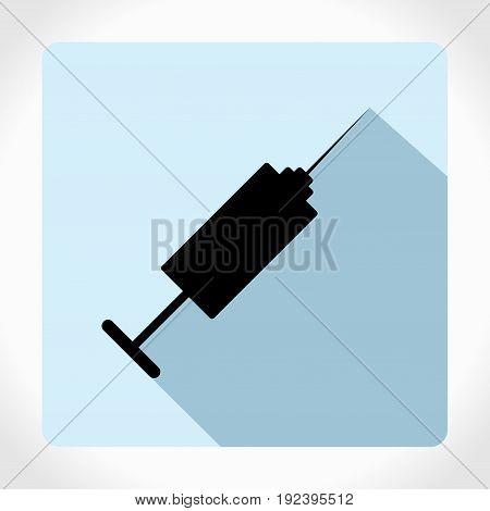 Syringe Icon Medical