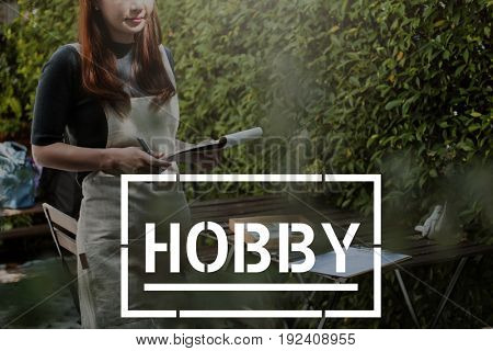 Hobby Activity Leisure Pastime Pleasure Passion