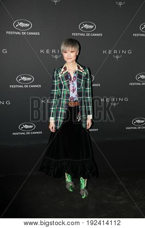 Chris Lee at the Women in Motion Awards Dinner  for at the 70th Festival de Cannes.May 21, 2017 Cannes, France