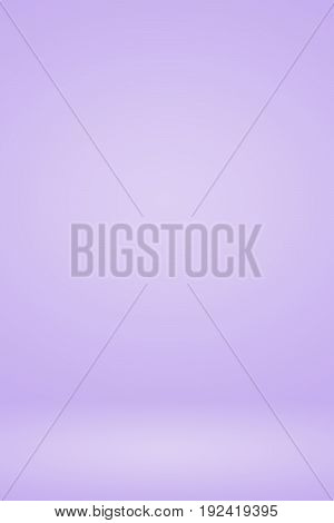 Smooth Elegant Gradient Purple Background Well Using As Design.