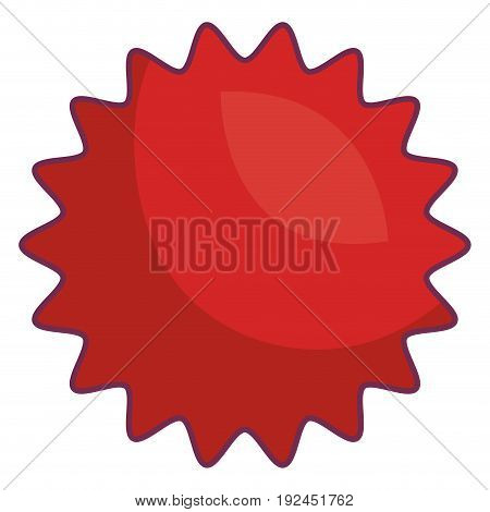 seal commercial isolated icon vector illustration design