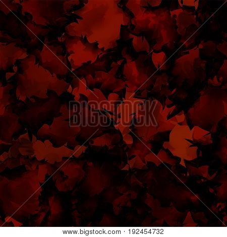 Dark Red Watercolor Texture Background. Appealing Abstract Dark Red Watercolor Texture Pattern. Expr