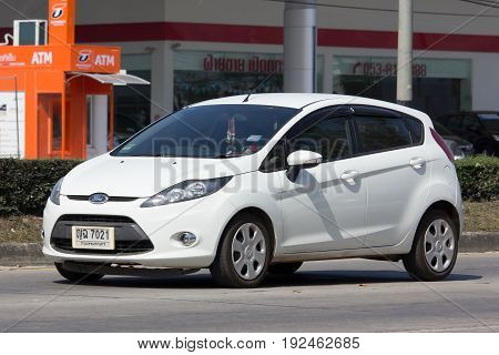 Private Car Ford Fiesta, Sixth Generation.