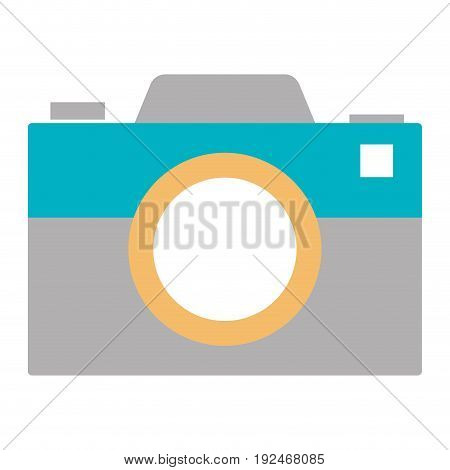 Digital photography camera icon vector illustration design graphic
