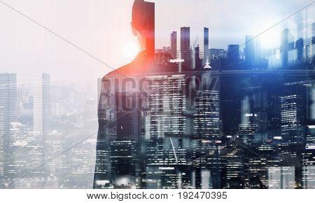 In rythm of big city
