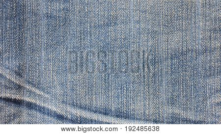Denim jeans texture, denim jeans background for beauty, fashion and clothing concept design.