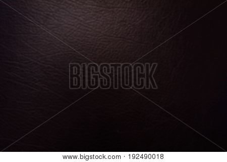 Red Leather Texture And Background