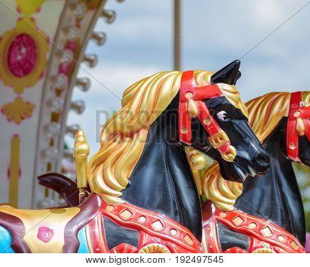 Vintage carousel horse Vintage carousel horse _