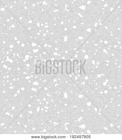 Grey marble background. Grey spotted background. Vector background