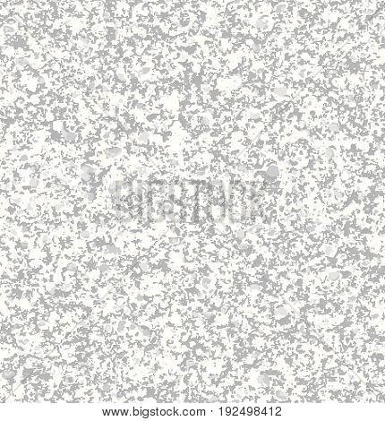 Grey white mottled background. Marble background. Vector illustration