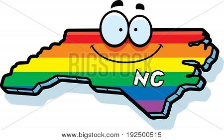 Cartoon North Carolina Gay Marriage