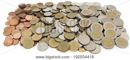 Coin Thai Background