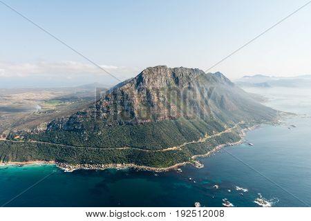 Mountain Near Simonstown, South Africa