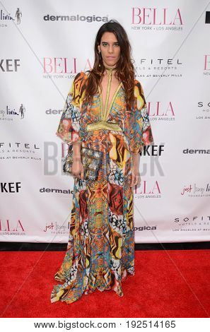 LOS ANGELES - JUN 23:  Priscilla Ford at the BELLA Los Angeles Summer Issue Cover Launch Party at the Sofitel Hotel on June 23, 2017 in Los Angeles, CA