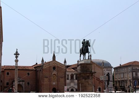 City View Of Padua, Italy