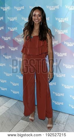NEW YORK, NY - MAY 21: Actress Amber Stevens West attends Vulture Festival at The Standard High Line on May 21, 2017 in New York City.