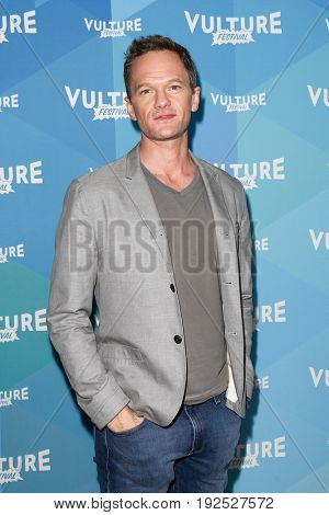 NEW YORK, NY - MAY 21: Actor Neil Patrick Harris attends Neil Patrick Harris: In Conversation in the AT&T Studio during the 2017 Vulture Festival at Milk Studios on May 21, 2017 in New York City.