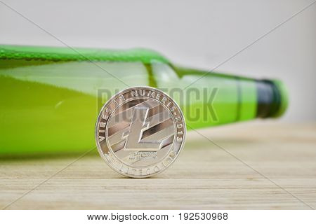 Litecoin And Beer