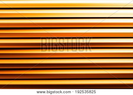 Horizontal orange lines motion blur background hd