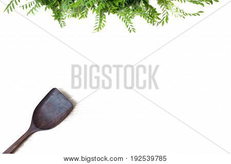 Kitchen tool isolated on white background can use for food menu