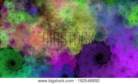 Colored Fantasy