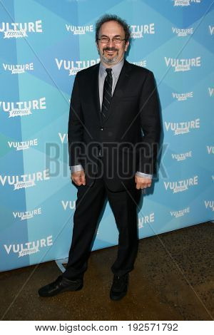 NEW YORK-MAY 20: Robert Smigel attends 'Al Franken and Robert Smigel: In Conversation' during the 2017 Vulture Festival at Milk Studios on May 20, 2017 in New York City.