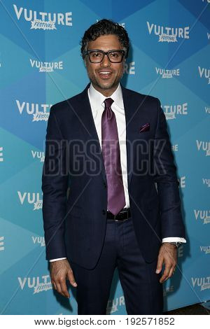NEW YORK-MAY 20: Jaime Camil attends the 'Jane the Virgin' tv show pane during the 2017 Vulture Festival at Milk Studios on May 20, 2017 in New York City.