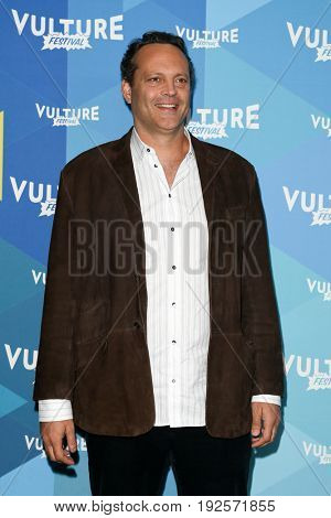 NEW YORK-MAY 20: Actor Vince Vaughn attends the 'Tim Ferris and Vince Vaughn: In Conversation