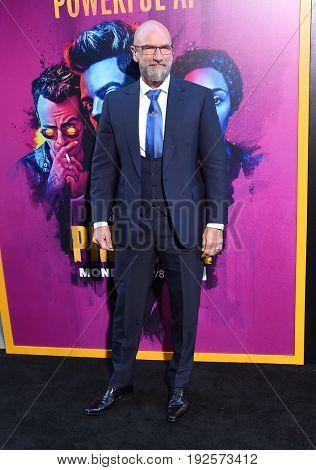 LOS ANGELES - JUN 20:  Graham McTavish arrives for the AMC Season Two 'Preacher' Premiere Screening on June 20, 2017 in Los Angeles, CA