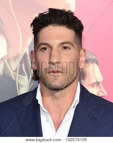 LOS ANGELES - JUN 14:  Jon Bernthal arrives for the
