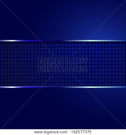 Abstract perforated background vector illustration clip-art EPS10
