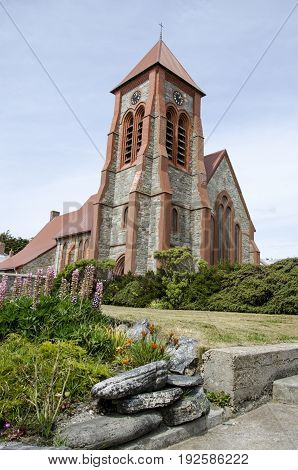 Christ Church Cathedral - Port Stanley - Falkland Islands