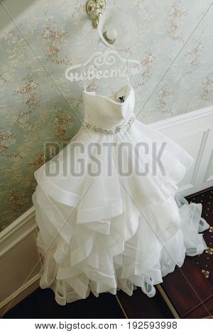 Weddin Romantic Dress