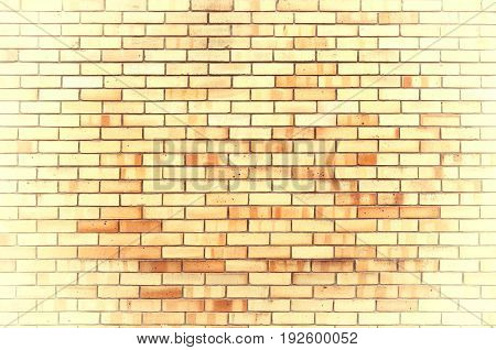 Stone texture background of brick wall texture with stone yellow bricks. Brick wall -texture stone background with stone bricks. Texture brick surface. Brick stone wall, texture background. Texture stone surface background