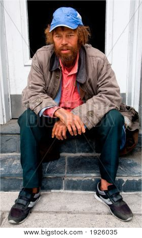 Homeless Person