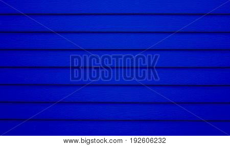 Blue surface is wooden lumber house bright color. This image can be use for background and decoration interior concept.