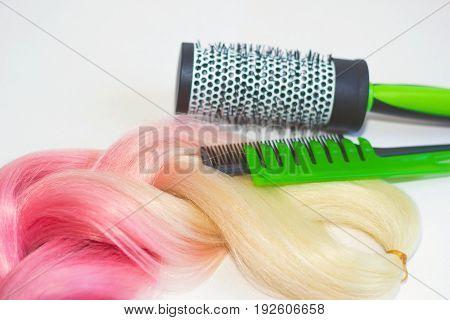 Blond Kanekalon