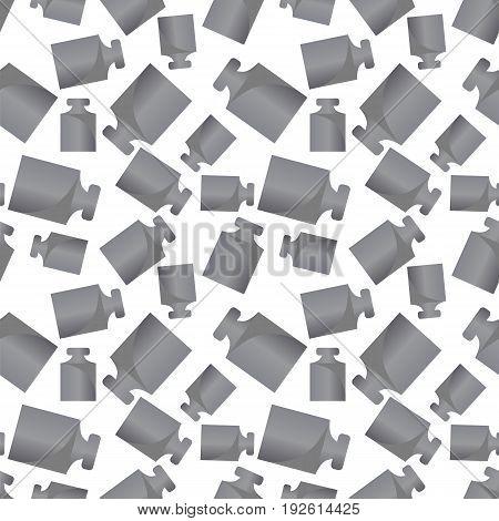 Seamless Weights Pattern