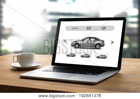Car Rental Salesman Automobile Vehicles Car Rentals Transportation