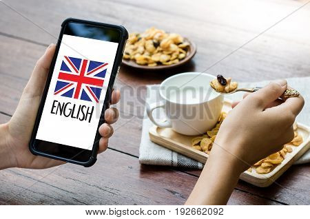 English ( British England Language Education )