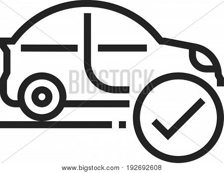 Car Diagnostic Icon
