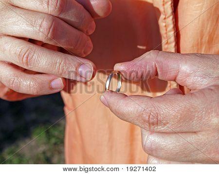 Wear Wedding Ring