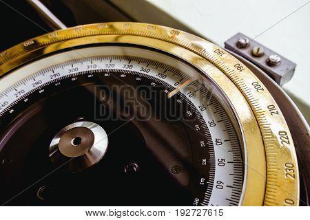 navigate equipment control room warship, battleship compass