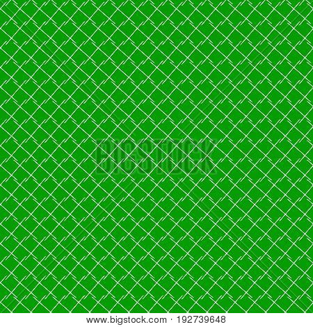 Repeatable Grid, Mesh Pattern. Geometric Reticular, Cellular Style Texture