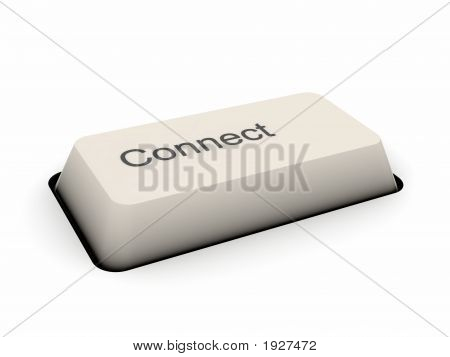 Connect - Keyboard Button