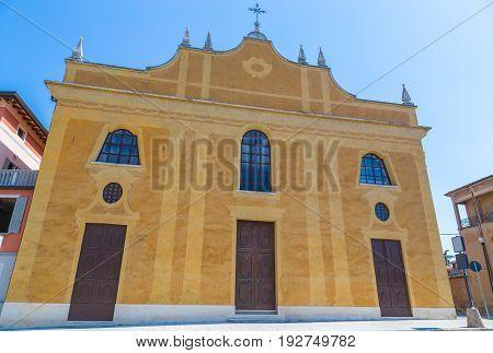 Chiesa Di San Giuseppe Scandiano Emilia Romagna Italy
