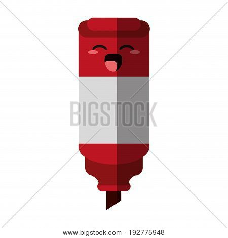 highlighter marker icon image vector illustration design